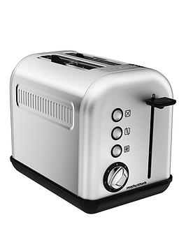 morphy-richards-accents-2-slice-toaster-brushed-metal-silver