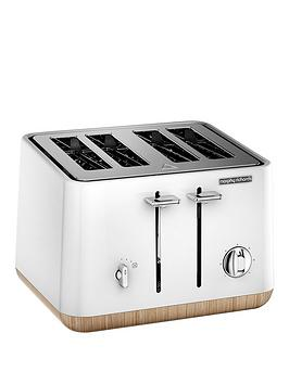 morphy-richards-aspect-steel-4-slice-toaster-whitewood