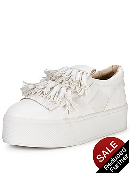 lost-ink-tarissa-multi-tassel-wedge-slip-on-white