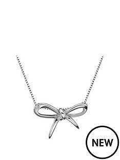 hot-diamonds-sterling-silver-diamond-bow-pendant