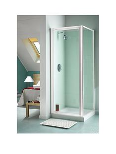aqualux-760mm-pivot-shower-door-side-panel-and-tray