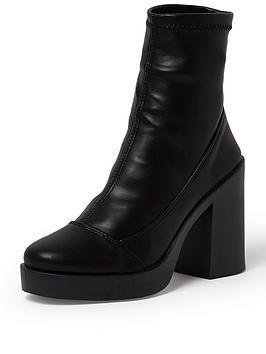 river-island-chunky-sock-boot