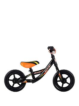 Sonic Sonic Glide Boys Balance Bike 10 Inch Wheel Picture