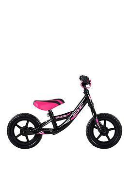 "Sonic Sonic Glide Girls 10"" Wheel Balance Bike Picture"