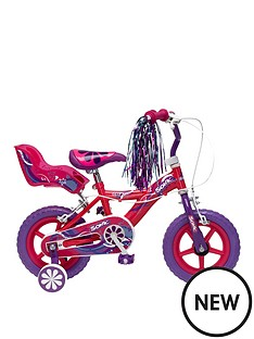 sonic-glitz-girls-bike-8quot-frame-whitepink