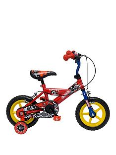 sonic-kap-pow-boys-bike-8-inch-frame-redblue