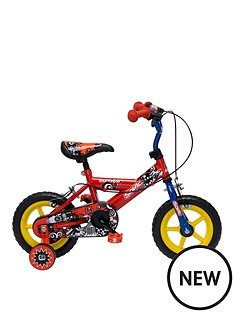 sonic-kap-pow-boys-bike-8quot-frame-redblue