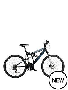 barracuda-alloy-full-suspension-bike-18quot-frame-black