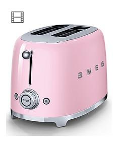 smeg-2-slice-toaster-pink