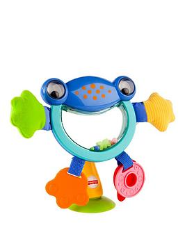 Fisher Price Stroller Froggy Toy
