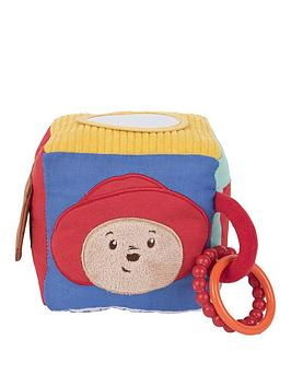 Paddington Bear Paddington For Baby Discovery Activity Cube