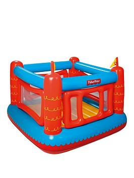 fisher-price-bouncy-castle