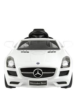 Mercedes Mercedes Sls Electric Ride On With Battery  6V