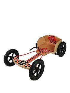 wooden-go-kart
