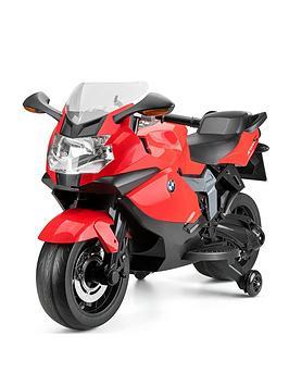 Bmw Licensed Bmw Bike Electric Ride On  12V