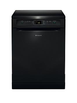 Hotpoint Fdfet 33121 K 14Place Dishwasher
