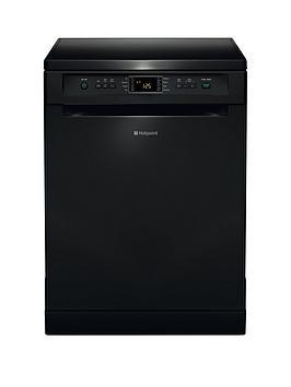 Hotpoint Fdfet 33121 K 14Place Dishwasher