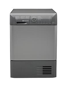hotpoint-aquariusnbsptchl83brg-8kg-sensor-condenser-tumble-dryer-silver