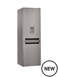 whirlpool-supreme-no-frost-bsnf8451oxaqua-60cm-fridge-freezer-stainless-steel