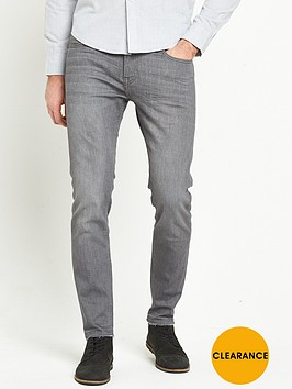lee-malone-raw-edge-skinny-fit-jeans