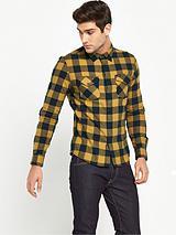 Western Long Sleeve Shirt