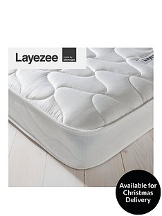 layezee-fenner-bonnel-spring-single-mattress