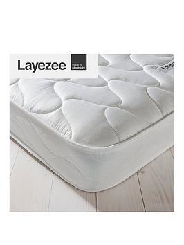 layezee-made-by-silentnightnbspfennernbspbonnelnbspspring-mattress