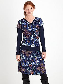 joe-browns-irresistible-drop-waist-dress