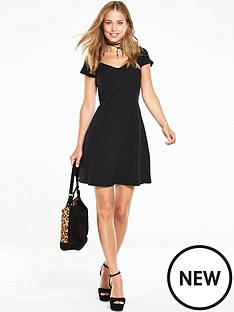 v-by-very-textured-jacquard-skater-dressnbsp