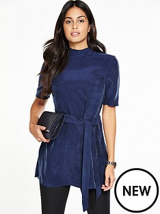 v-by-very-belted-high-neck-tunic