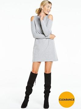 v-by-very-cold-shoulder-jersey-sweater-dress