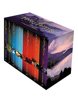 J.K. Rowling  Harry Potter Box Set The Complete Collection Books