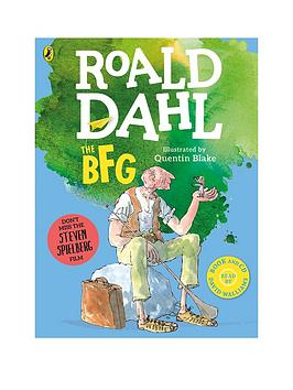 roald-dahl-the-bfg-colour-edition-amp-cd