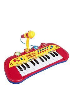 bontempi-24-key-electronic-keyboard-with-microphone