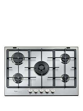 Whirlpool Fusion Gmf7522Ixl BuiltIn Gas Hob  Stainless Steel