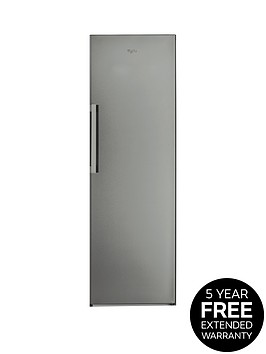 whirlpool-fjord-sw81qxr-60cm-fridge-stainless-steel