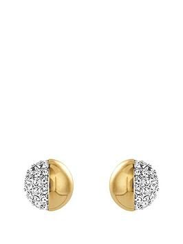 buckley-london-gold-tone-greenwich-crystal-earring
