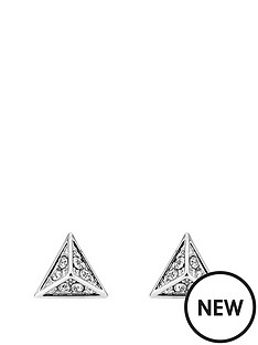 buckley-london-silver-tone-hoxton-crystal-stud-earring