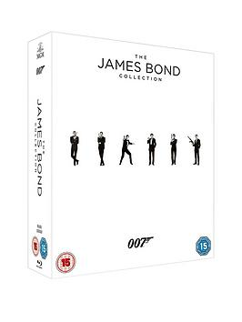 James Bond 23 Movie Collection Blu Ray Boxset