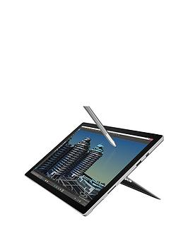 Microsoft Surface Pro 4 Intel&Reg Core&Trade I7 Processor 16Gb Ram 1Tb Solid State Drive WiFi 12.3 Inch Tablet