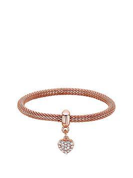 buckley-london-heart-mesh-bracelet