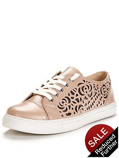 carvela-jemmnbspcut-out-trainernbsp