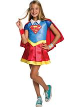 DC Superheroes Deluxe SupergirlChildCostume