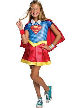dc-superheroes-deluxe-supergirlnbspchildnbspcostume
