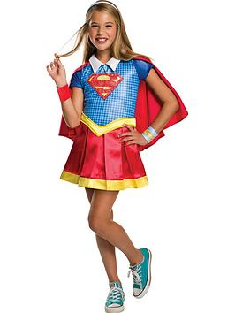DC Super Hero Girls Dc Super Hero Girls Dc Superheroes Deluxe Supergirl  ... Picture