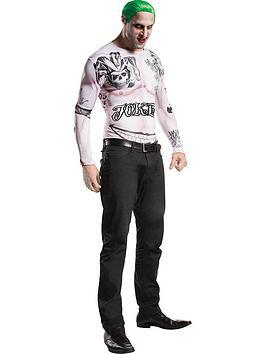 Suicide Squad Joker Adult Costume Kit
