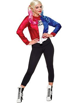Very Suicide Squad Harley Quinn Costume Kit Picture