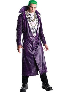 Very Suicide Squad Joker Adult Costume Picture