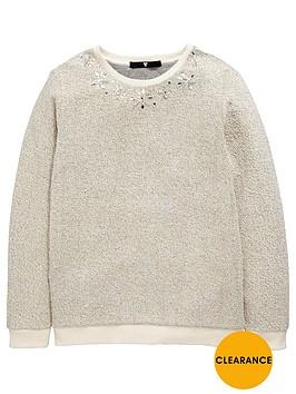 v-by-very-girls-sparkle-embellished-knit-jumper