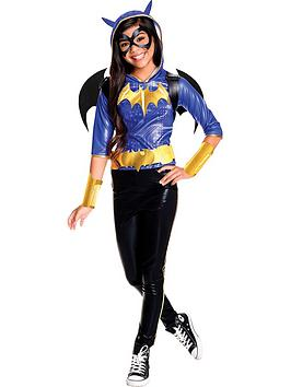 DC Super Hero Girls Dc Super Hero Girls Deluxe Batgirl - Childs Costume Picture